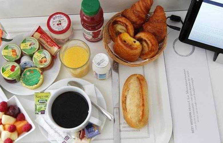 Best Western Hotel Le Montparnasse - Hotel - 29