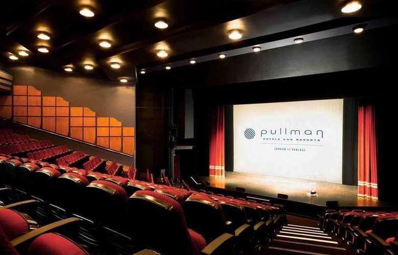 Pullman London St Pancras - Conference - 74