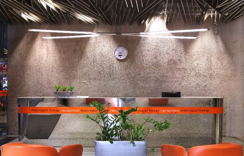 Design Metropol Hotel Prague - General - 6
