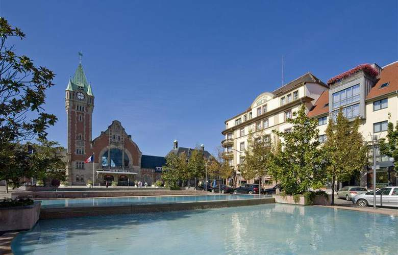 Best Western Grand Bristol - Hotel - 41