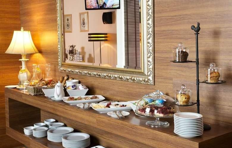 Best Western Hotel Expo - Restaurant - 64