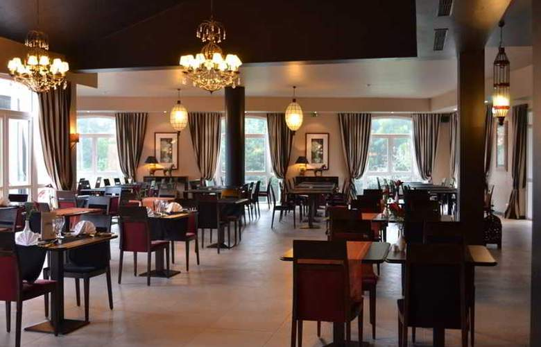 Enotel Golf Santo da Serra - Restaurant - 12