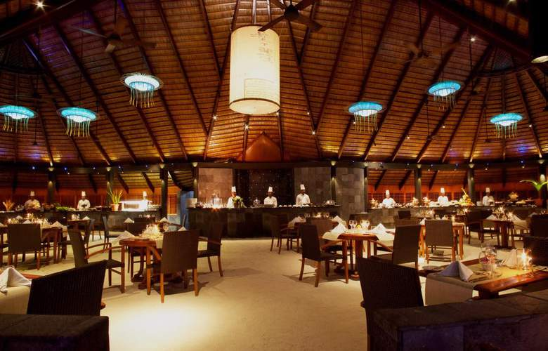 Komandoo Maldive Island Resort - Beach - 19