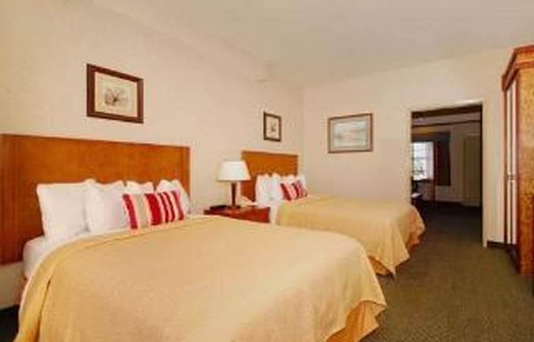 Quality Suites John Wayne Airport - Room - 4
