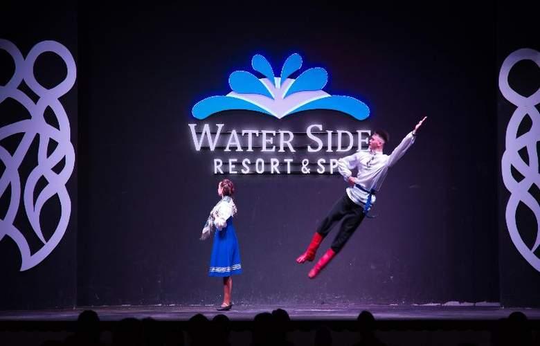Water Side Delux Resort - Sport - 105