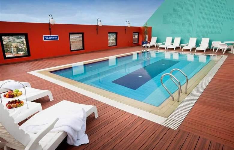 Mercure Hotel Perth - Sport - 86