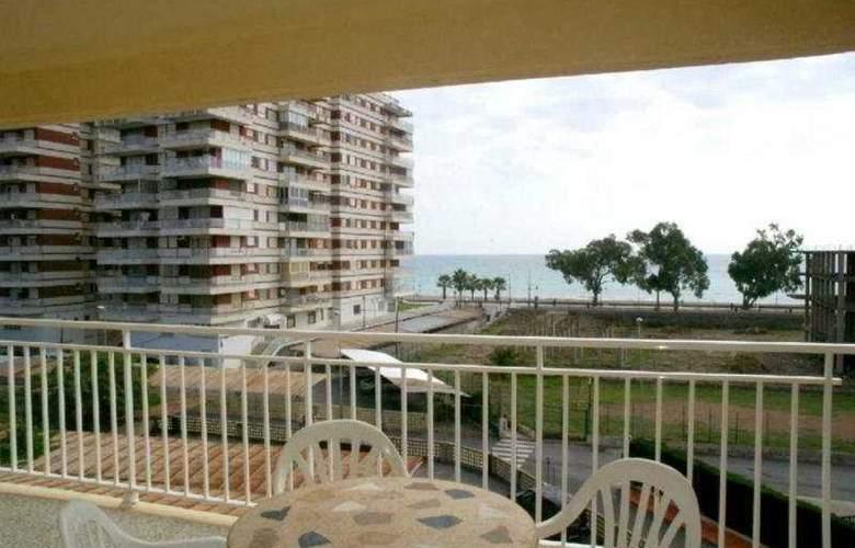 Estoril III-IV-V Orange Costa - Terrace - 4