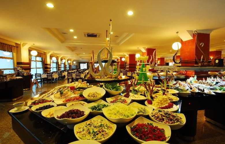 Grand Pasa Hotel - Restaurant - 18