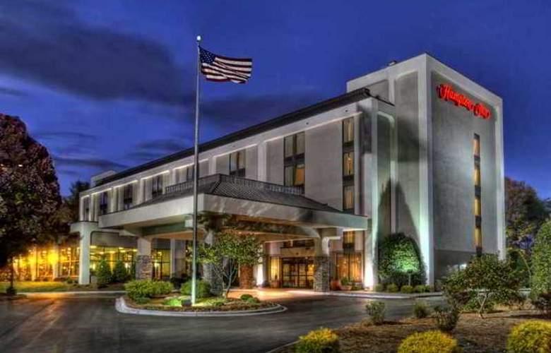 Hampton Inn Asheville - I-26 Biltmore Square - Hotel - 1