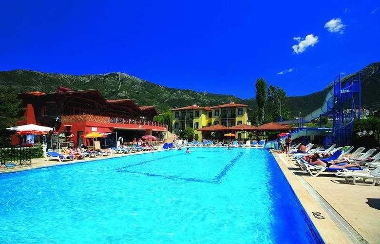Litera Fethiye Relax - Pool - 4