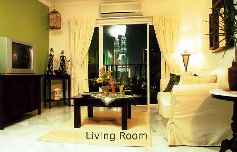 D-Villa Residence Kuala Lumpur - Room - 4