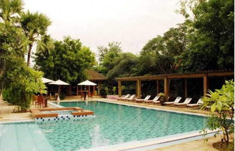 Myanmar Treasure Resort - Bagan - Pool - 4