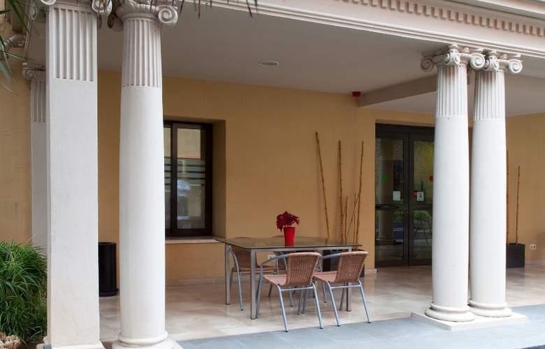Residencia Erasmus Gracia - Terrace - 33