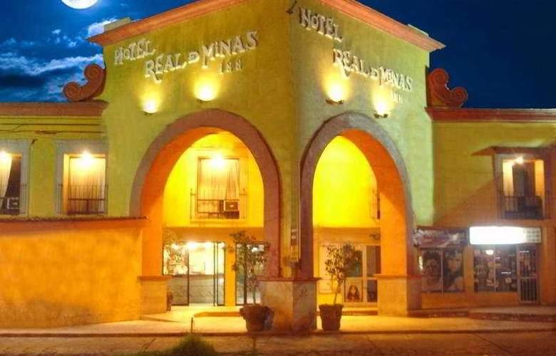 Real de Minas Inn Queretaro - General - 2