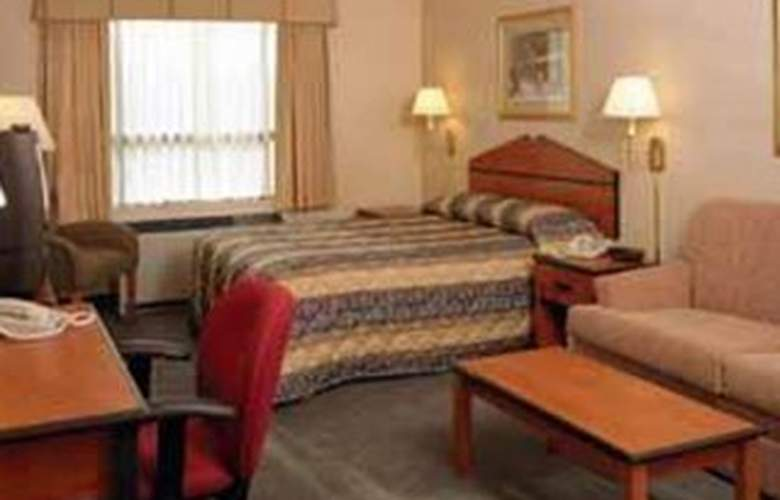 Comfort Inn & Suites Logan-Airport - Room - 2