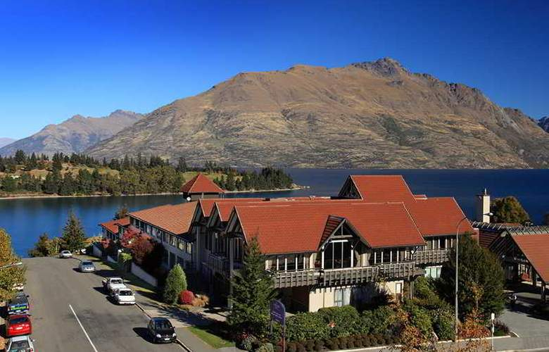 Copthorne Queenstown Lakefront - General - 1