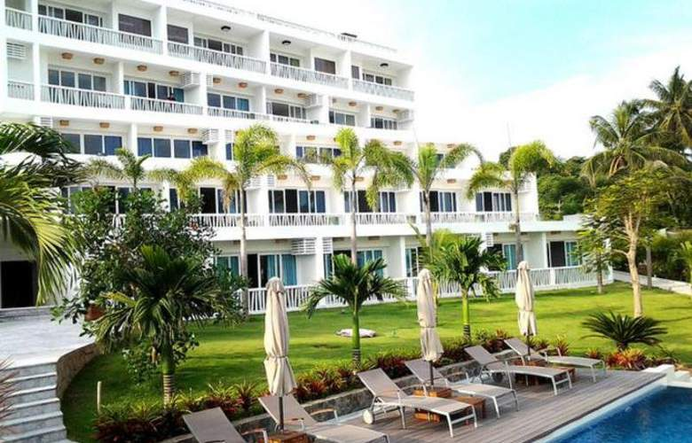 The Cliff Resort & Residences - Hotel - 0