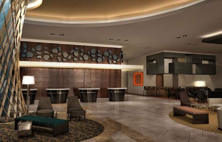 Istanbul Marriott Hotel Sisli - Hotel - 6