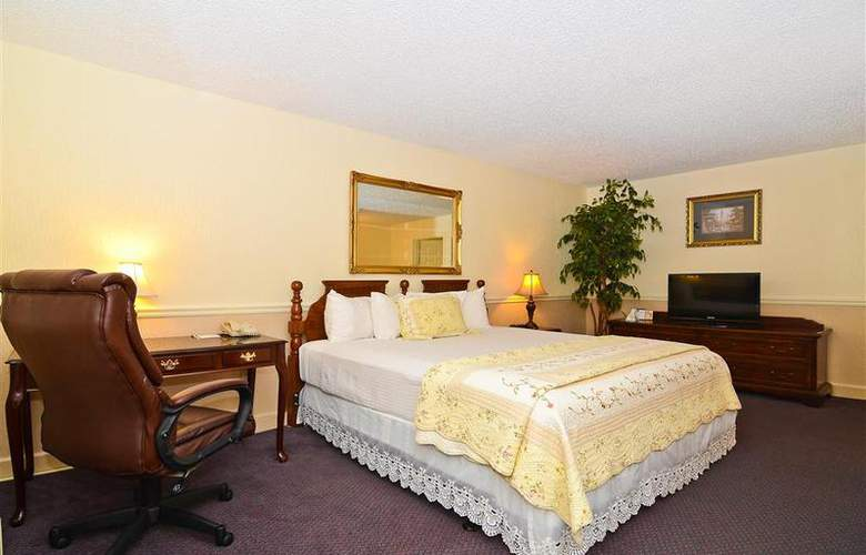 Best Western Chateau Louisianne - Room - 157