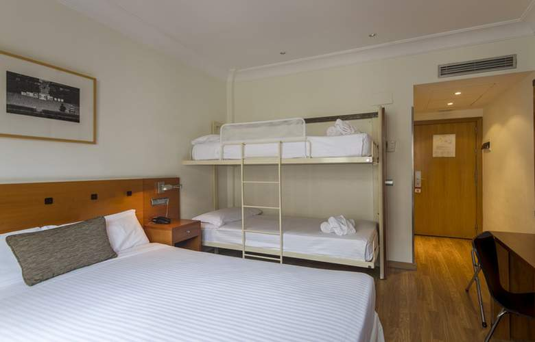 Hotel Petit Palace Cliper Gran Vía - Room - 16