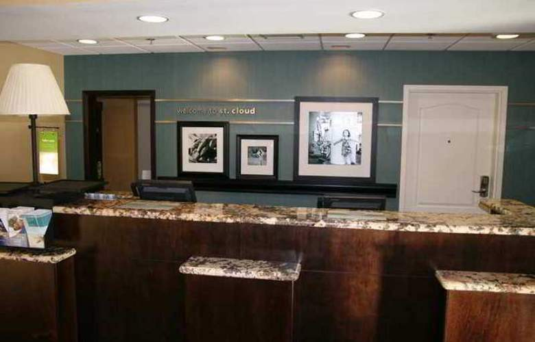Hampton Inn & Suites St. Cloud, MN - Hotel - 3