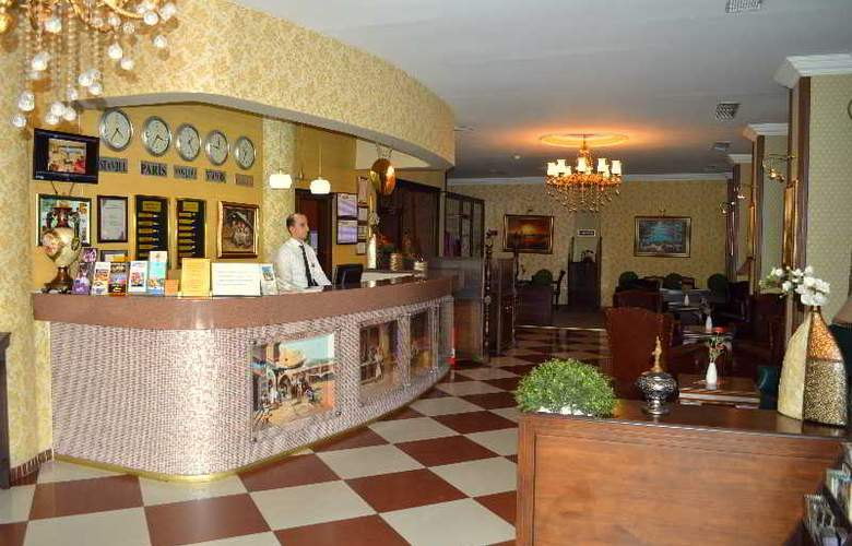 Istanbul Assos - Hotel - 0