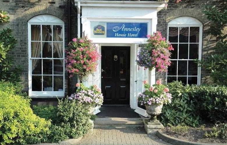 Best Western Annesley House - Hotel - 50