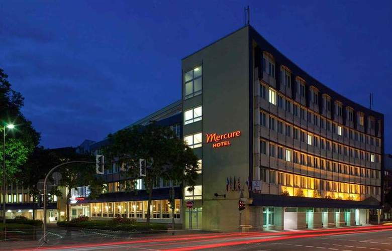 Mercure Hotel Muenster City - Hotel - 28