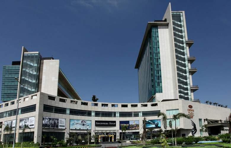 Crown Plaza Rohini - Hotel - 6