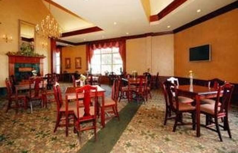 Comfort Suites - Restaurant - 4