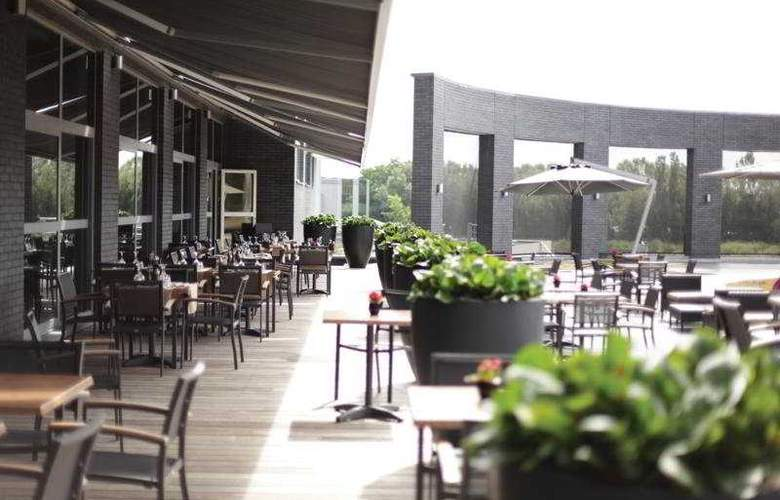 Van Der Valk Hotel Brussels Airport - Terrace - 4