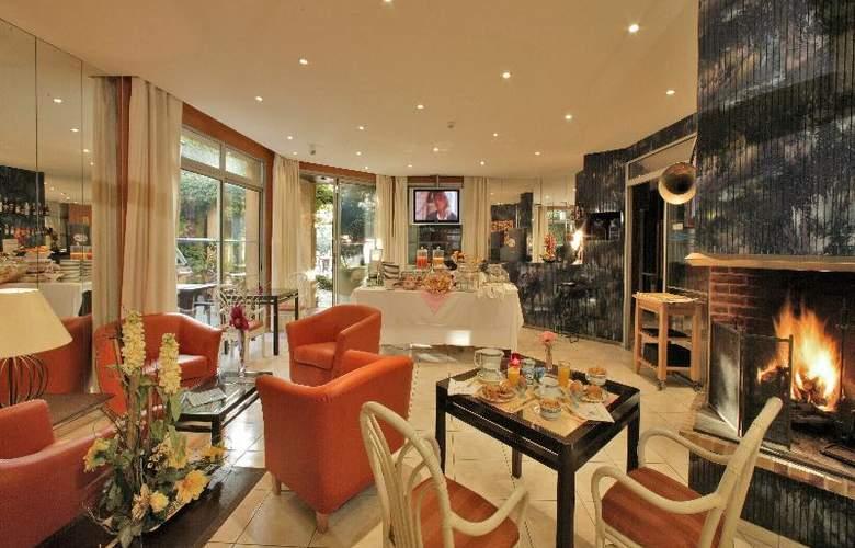 Inter-Hotel de Bordeaux a Bergerac - Restaurant - 10