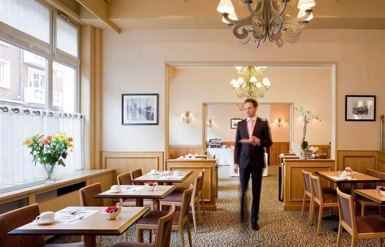 Mercure Calais Centre - Restaurant - 58