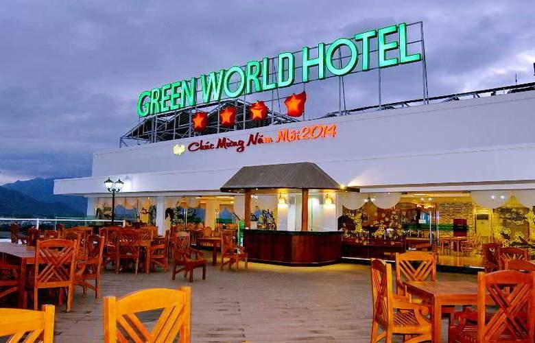 Green World Hotel Nha Trang - Restaurant - 7