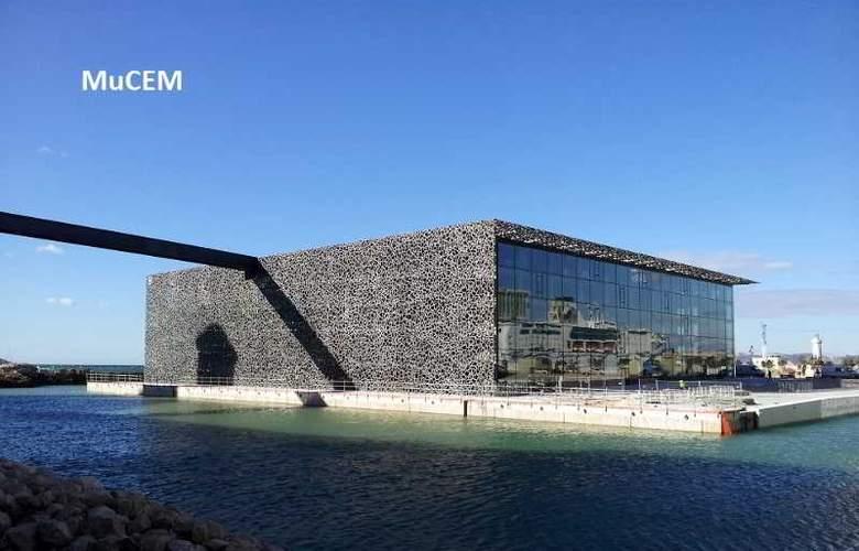 Appart'City Marseille Centre Prado - Sport - 16