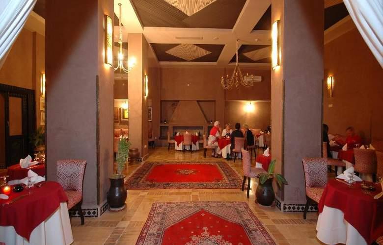 Zalagh Kasbah Hotel & Spa - Restaurant - 8