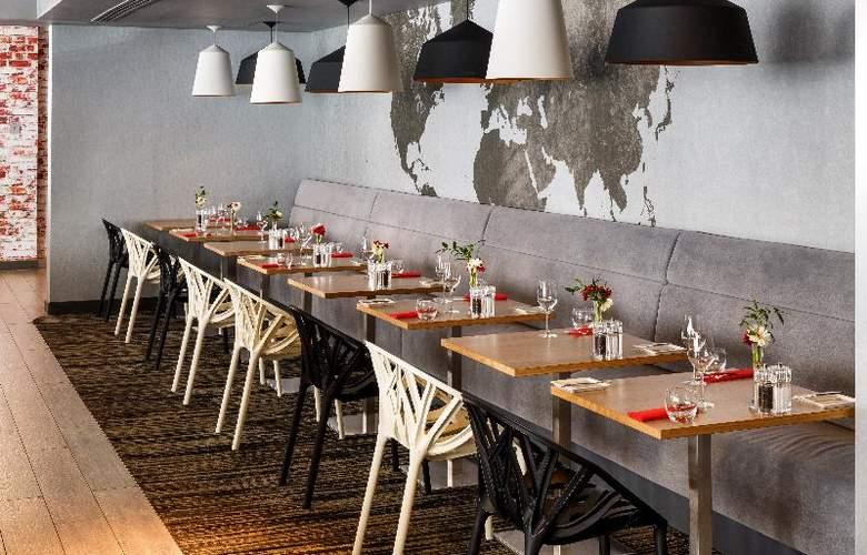 Ibis London City - Shoreditch - Restaurant - 5