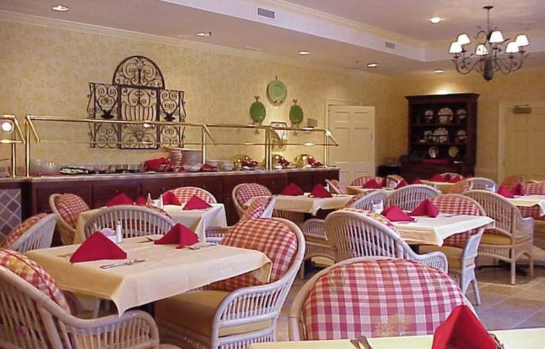 Emory Inn - Restaurant - 2
