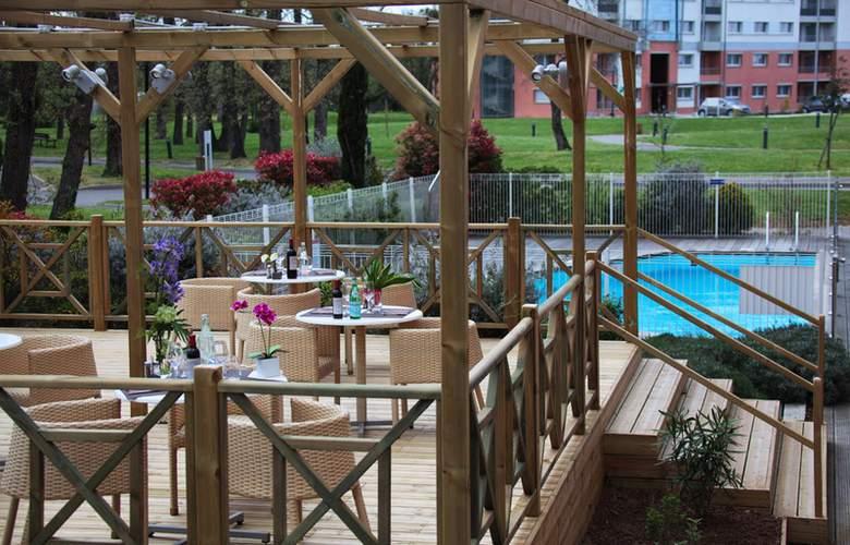 Zenitude Toulouse - Le Parc de l'Escale - Terrace - 8