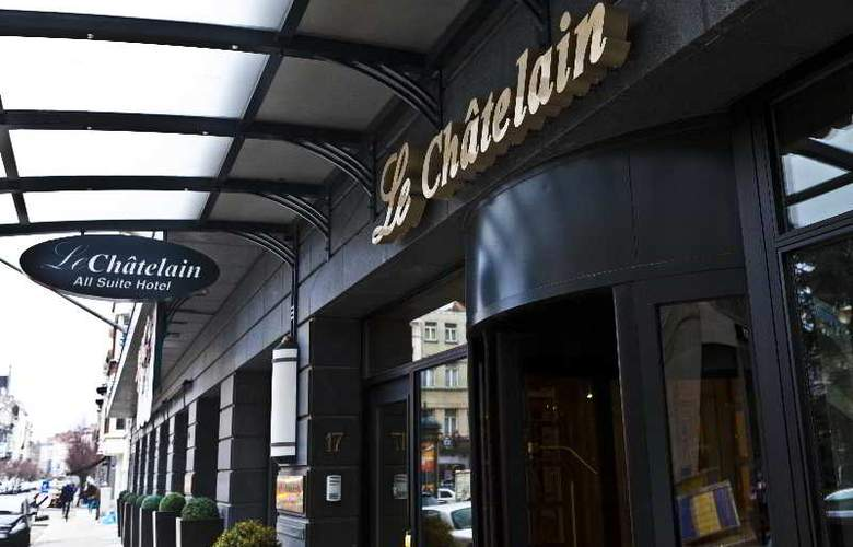Le Chatelain Hotel Brussels - Hotel - 0