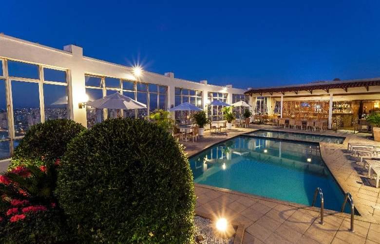 Belo Horizonte Othon Palace - Pool - 5