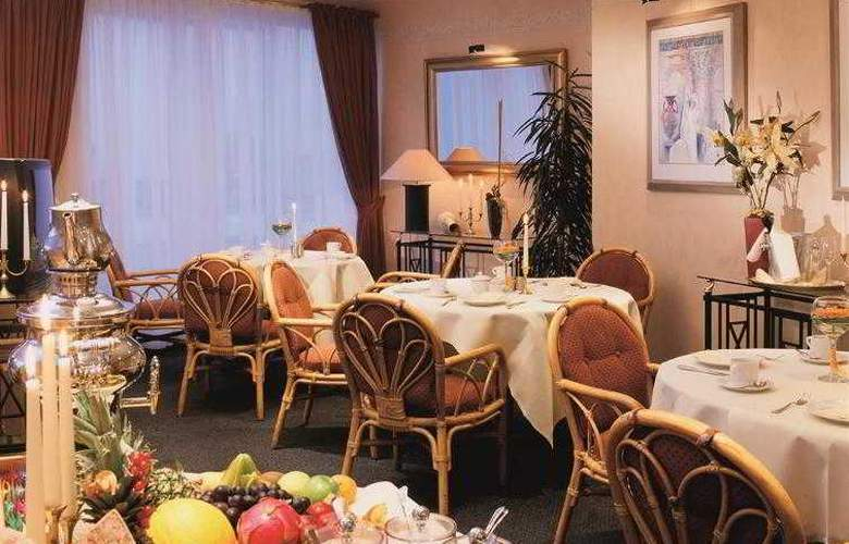 Best Western Hotel President - Hotel - 43