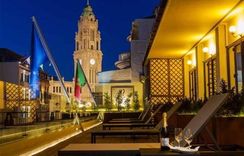 Hotel Pao De Acucar - Terrace - 3