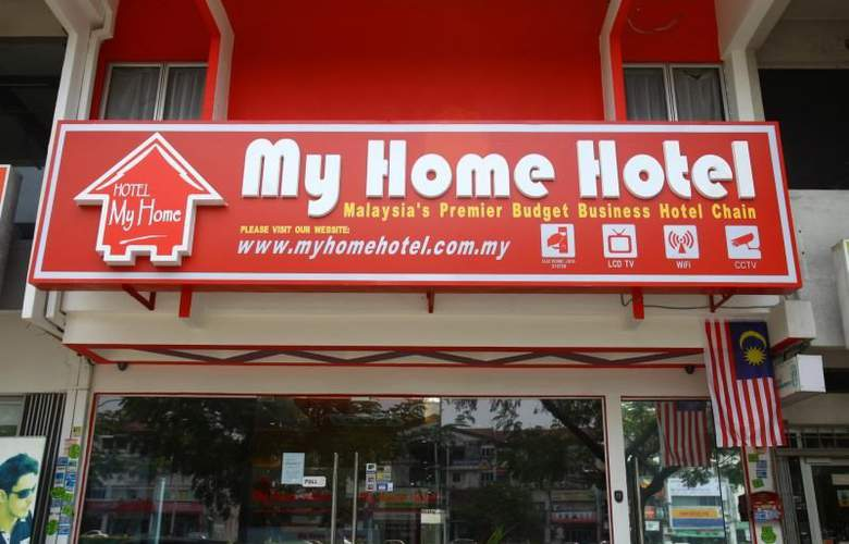 My Home Hotel Taman Connaught - Hotel - 3