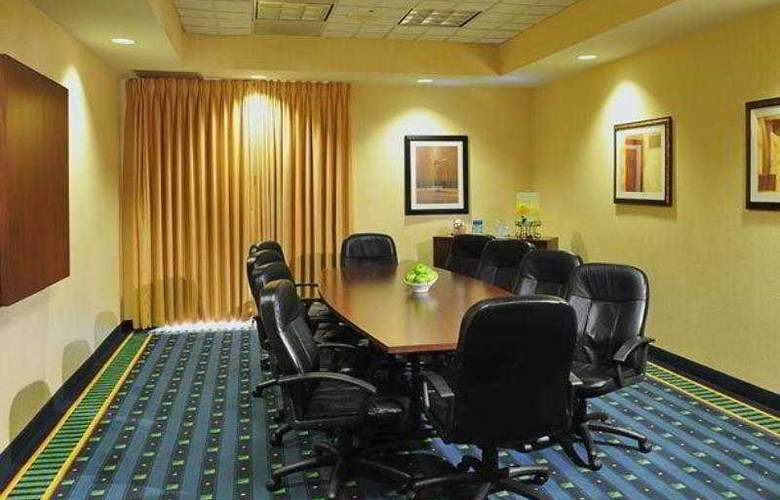 SpringHill Suites Baltimore BWI Airport - Hotel - 12