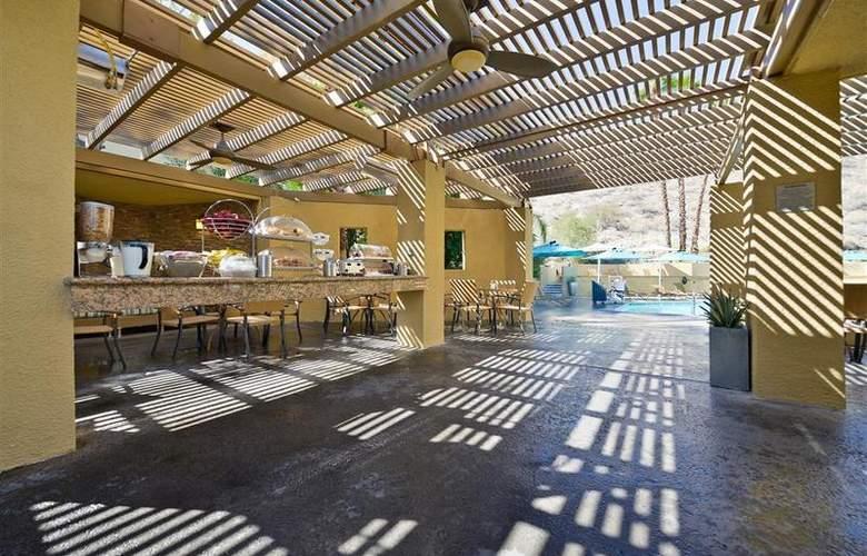 Best Western Inn at Palm Springs - Restaurant - 121