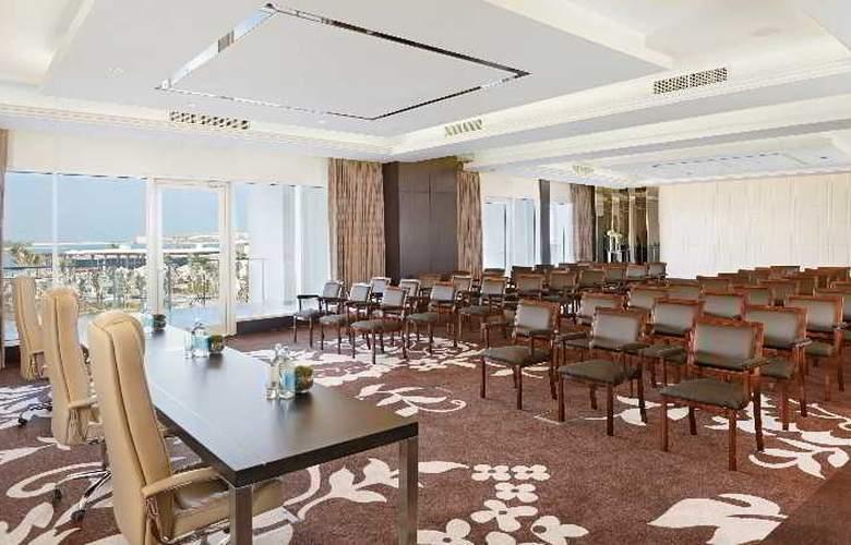 Waldorf Astoria Dubai Palm Jumeirah - Conference - 26