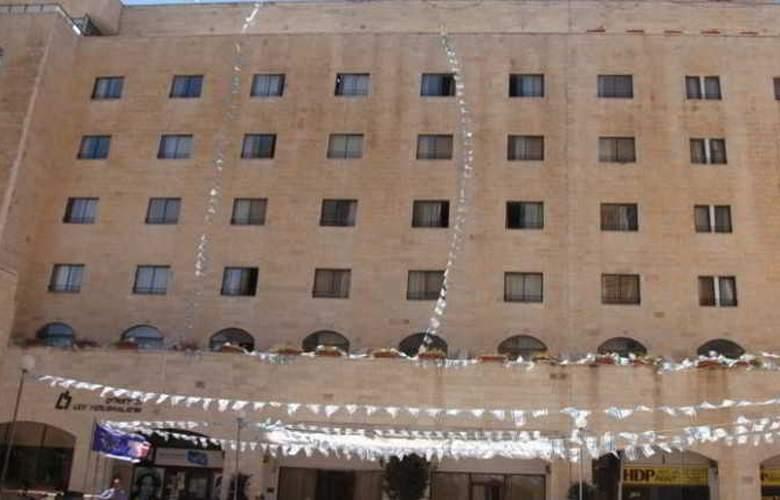Lev Yerushalayim Hotel - Hotel - 3