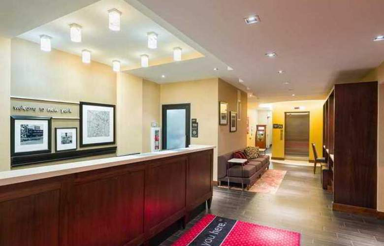 Hampton Inn Manhattan-Seaport-Financial District - Hotel - 4