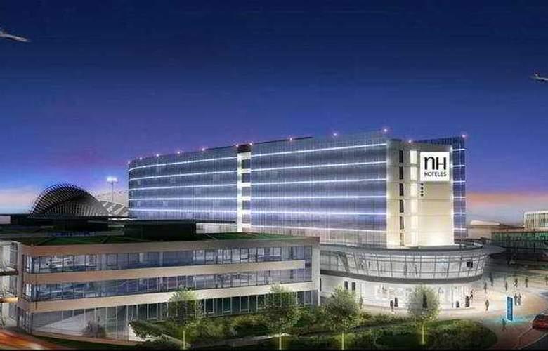 NH Lyon Aéroport - Hotel - 0